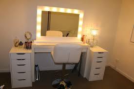 ikea makeup vanity top mirrored desk ikea walmart makeup table vanity dresser then