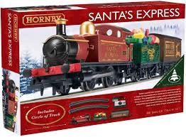 electric train set for christmas tree christmas lights decoration
