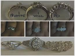 promise engagement rings images Promise engagement wedding ring set inspirational promise ring jpg