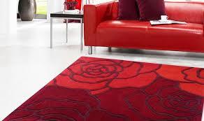 tappeto moderno rosso tappeti moderni 2014 foto 26 40 design mag