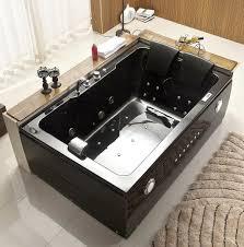 Bathtub Jacuzzi 2 Person Black Jacuzzi Dudeiwantthat Com