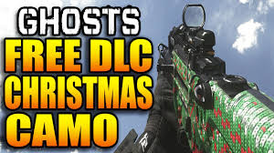 camo christmas call of duty ghosts free christmas camo sweater cod