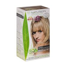 best hair dye without ammonia naturigin permanent hair colour very light natural blonde 9 0