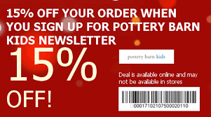 Free Shipping Pottery Barn Pottery Barn Free Shipping Promo Code All About Pottery