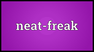 neat freak meaning youtube