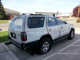 97 toyota 4runner parts parting out 1997 toyota 4 runner stock 3037rd tls auto recycling