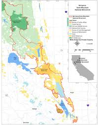 Washington Monuments Map by Berryessa Snow Mountain National Monument Lake Berryessa News