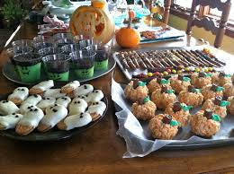 Quick Halloween Appetizers by Kids Party Mandy Odle