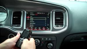 touch screen radio for dodge charger how to pair a phone to uconnect in a dodge charger or chrysler