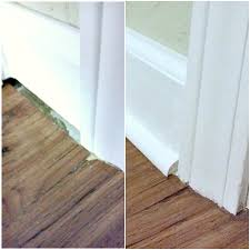 easy way to cut laminate flooring