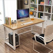Computer Desk Workstation Comfortableplus Modern Simple Computer Desk Pc Laptop Study Table