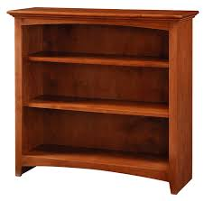 Solid Cherry Wood Bookcase Hoot Judkins Furniture San Francisco San Jose Bay Area Whittier