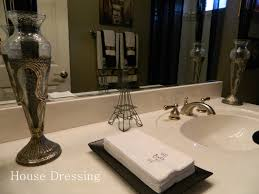 houses dressing paris inspired guest bath the accessories include