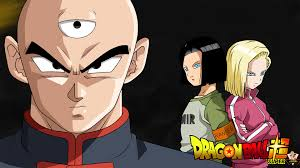 android 17 and 18 tien shinhan and android 17 18 dbs wallpaper 40083