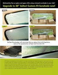 3d soltect window sun shades fast u0026 free shipping