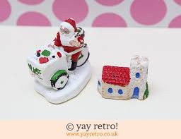 Christmas Baking Decorations Uk by Vintage Christmas Cake Decorations 1940 50s Vintage Shop Retro