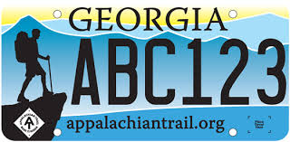 Pa Vanity Plates The Appalachian Trail Conservancy Shop At License Plates