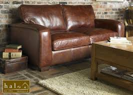Montana Sofa Bed Halo Montana 2 Seater Leather Sofa