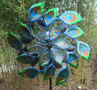 garden ornaments sculptures windchimes home farm fowls
