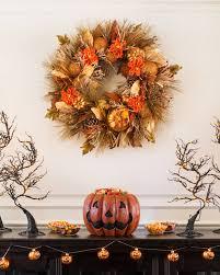 pumpkin festival autumn wreath balsam hill