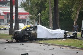 journalist michael hastings killed in highland avenue crash park