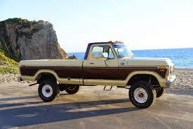Ford F250 Truck Engines - all american classic cars 1978 ford f 250 ranger camper special