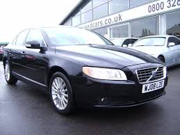 used volvo s80 cars for sale motors co uk