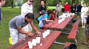 Outdoor Party Games For Adults by Tkc 2010 Picnic Games 10 Youtube
