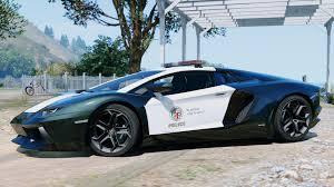 nissan skyline police car police lamborghini aventador automatic spoiler gta5 mods com