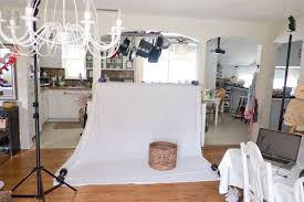 home photography studio domestic fashionista diy in home photo studio set up