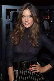 alessandra ambrosio at 2015 brazilfoundation cocktail party in new