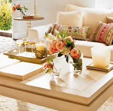 coffee table decor 26 stylish and practical coffee table decor ideas digsdigs