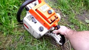 stihl 076 youtube
