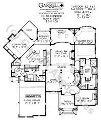 Classic Homes Floor Plans Breconshire House Plan Classic Revival Plans