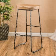 wood gonesse bar stool
