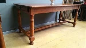 table de cuisine ancienne table en merisier cuisine en longueur 5 table de cuisine