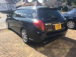 legacy subaru 2005 used 2005 subaru legacy s sports tourer awd for sale in kent