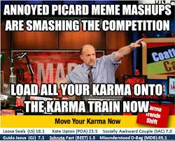 Annoyed Picard Meme - annoyed picard meme mashups are smashing the competition load all