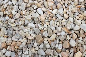 decorative pea pebbles wilson blacktop