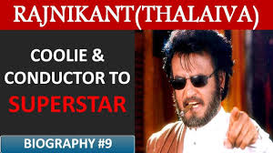 biography of movie coolie rajnikant thalaiva biography superstar biography 9 by akshay