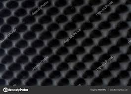 background of sound absorbing sponge wall soundproofing u2014 stock