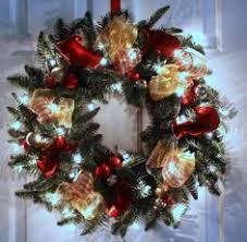 tree tree wreath decor turquoise