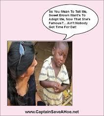 African Kid Memes - sweet brown wants to adopt african kid meme funny meme s