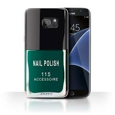 stuff4 back case cover skin for samsung galaxy s7 edge g935 nail