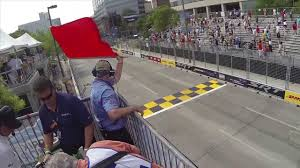 Racing Green Flag Green Flag To Red Flag Baltimore Alms Tequila Patron Espn