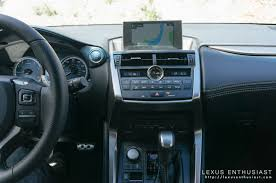 lexus nx interior driving the 2015 lexus nx lexus enthusiast