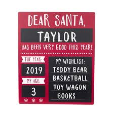 the christmas wish book pearhead christmas wish list photo chalkboard babies r us