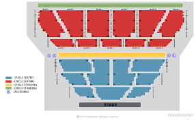Ticketmaster Floor Plan Eventim Apollo London Events U0026 Tickets Map Travel U0026 Seating Plan