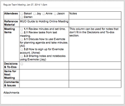 Templates Evernote by How 6 Simple Evernote Templates Boost My Daily Productivity