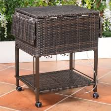 bar furniture outdoor patio cart outdoor patio service cart